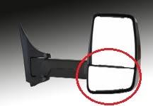 716106 Velvac 2020xg Convex Glass Replacement