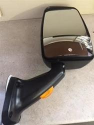 713820 Velvac RV Black Mirror Passenger Side With Turn Signal L19-3038